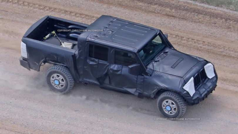 29 Great 2019 Jeep Tj Pickup Speed Test by 2019 Jeep Tj Pickup