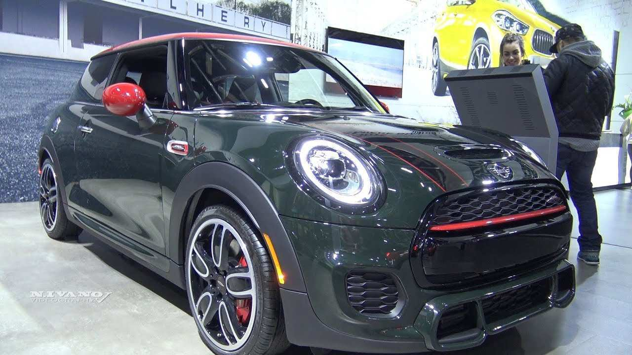 29 Great 2019 Mini Jcw Specs Redesign and Concept with 2019 Mini Jcw Specs