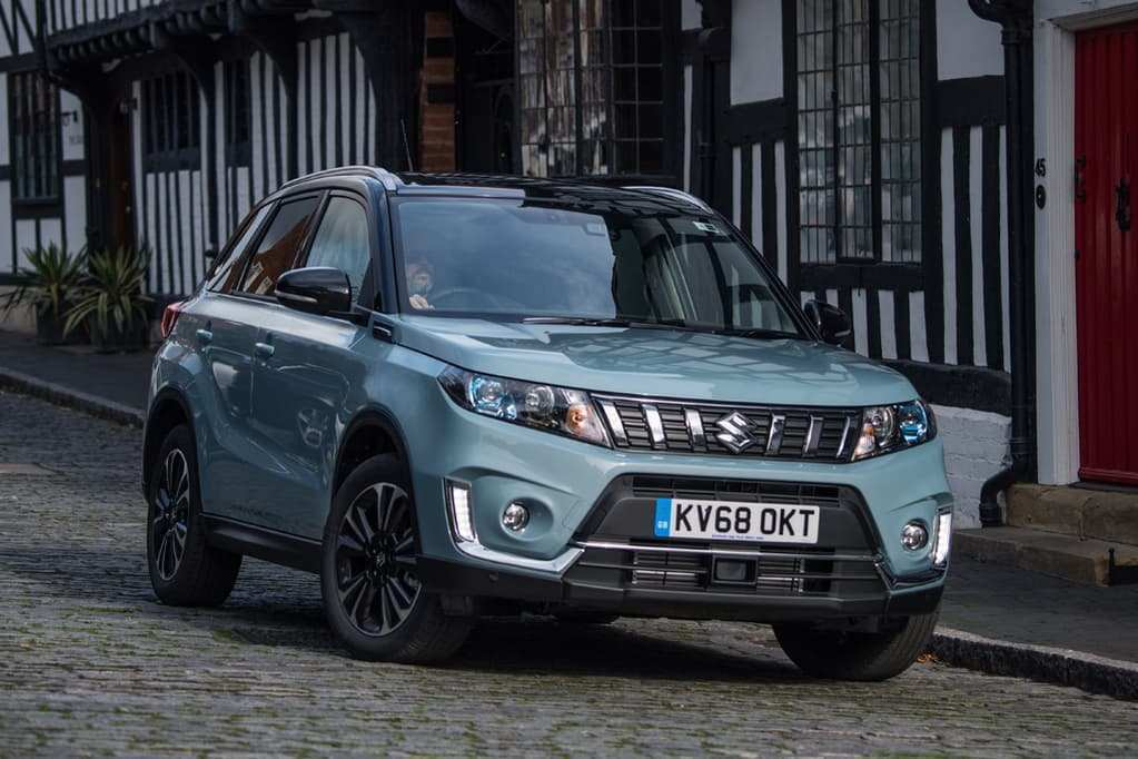 29 Great 2019 Suzuki Vitara Picture for 2019 Suzuki Vitara