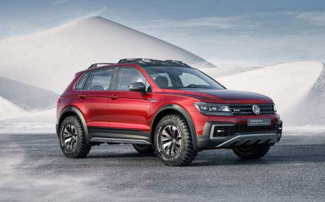29 Great 2019 Volkswagen Suv Model for 2019 Volkswagen Suv