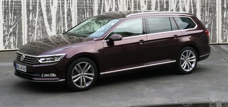 29 Great 2019 Vw Passat Wagon Style for 2019 Vw Passat Wagon