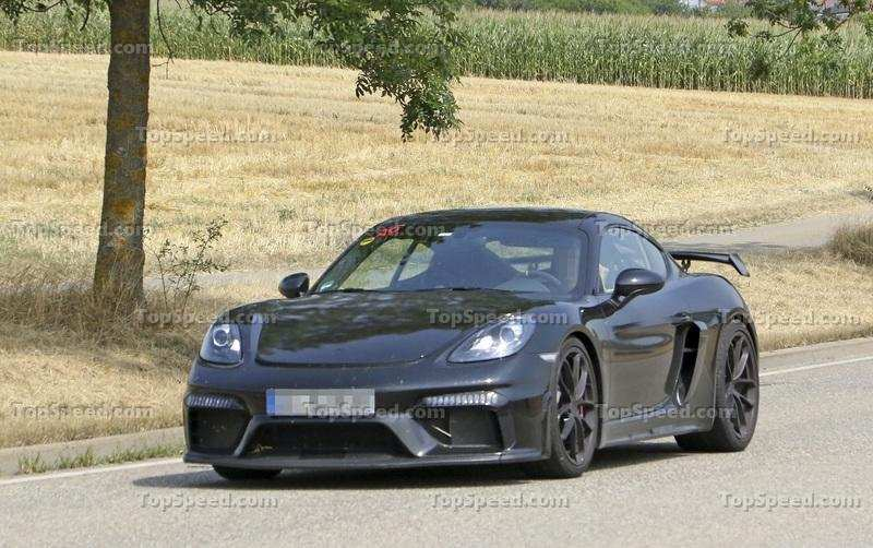 29 Great 2020 Porsche Gt4 Spy Shoot by 2020 Porsche Gt4
