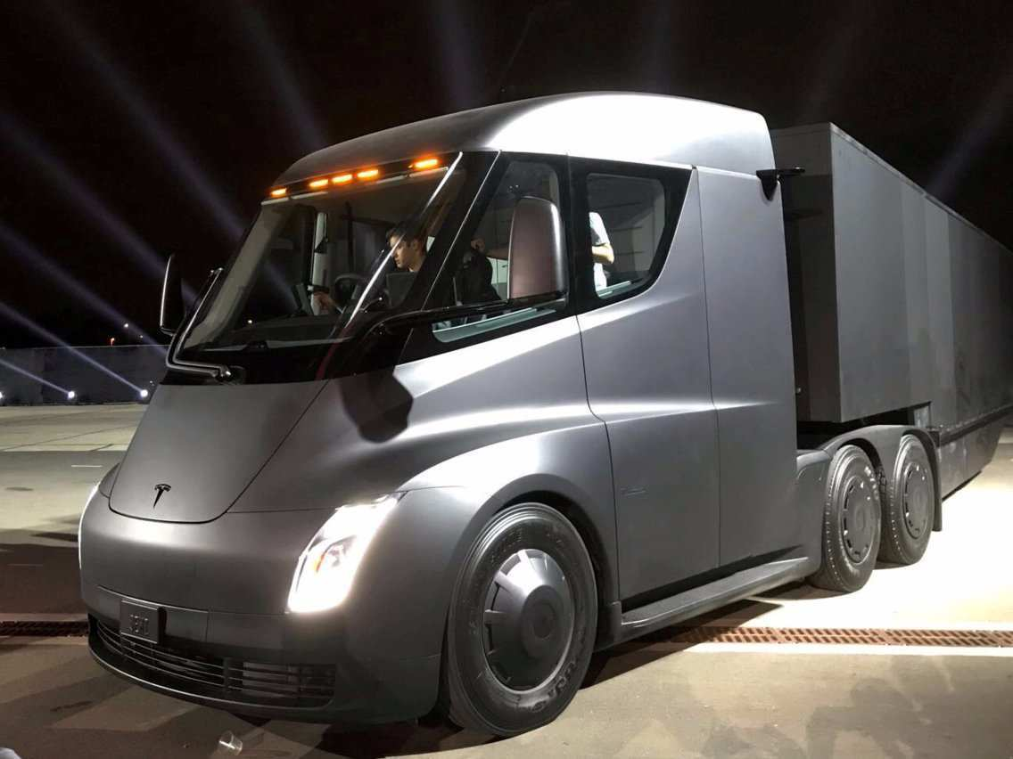 29 Great 2020 Tesla Semi Specs and Review for 2020 Tesla Semi