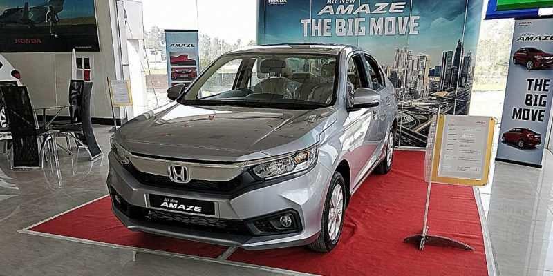 29 Great Honda Amaze 2020 Redesign with Honda Amaze 2020