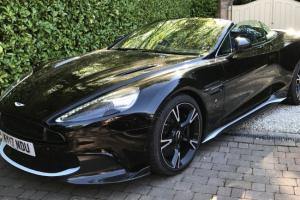 29 New 2019 Aston Martin Vanquish S Configurations with 2019 Aston Martin Vanquish S