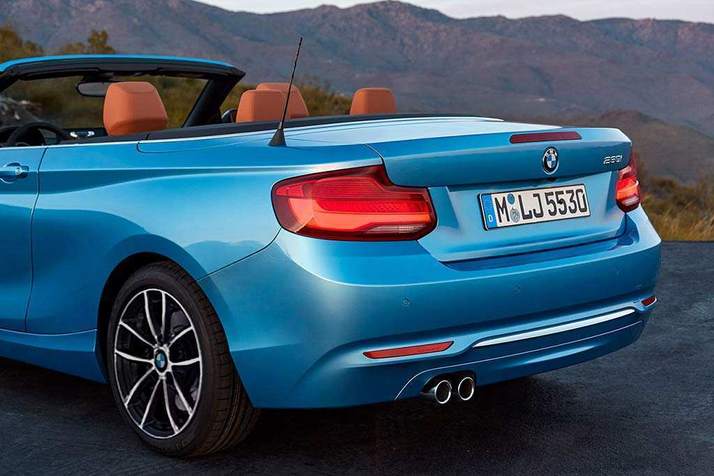 29 New 2019 Bmw 2 Series Convertible Exterior with 2019 Bmw 2 Series Convertible