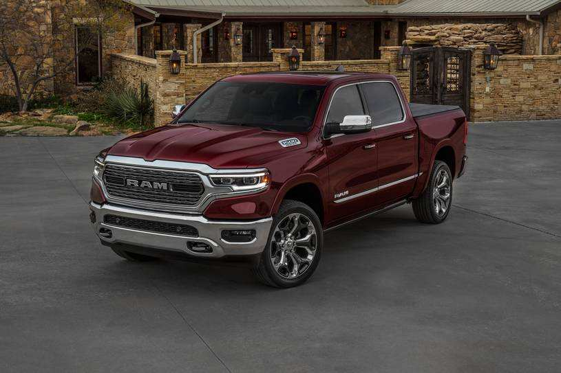 29 New 2019 Dodge Truck 1500 Redesign and Concept by 2019 Dodge Truck 1500
