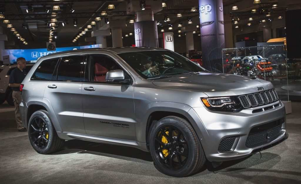 29 New 2019 Jeep Trackhawk Pricing by 2019 Jeep Trackhawk