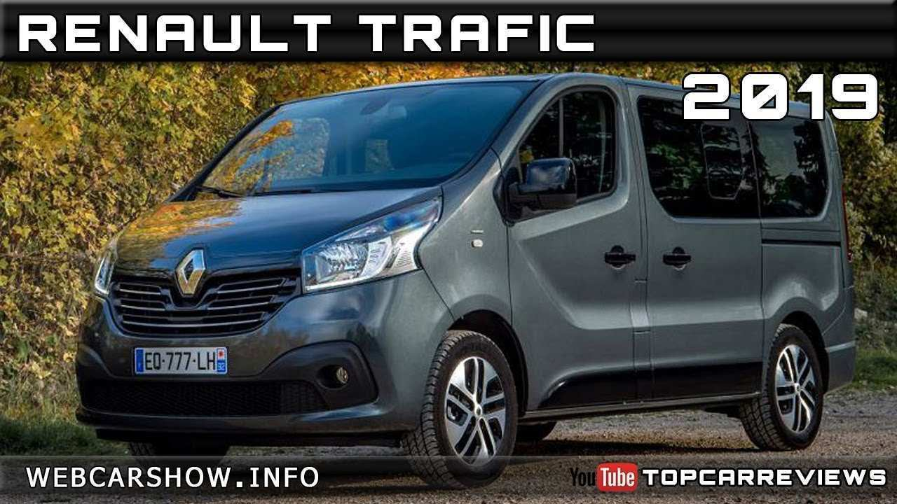 29 New 2019 Renault Trafic Review for 2019 Renault Trafic