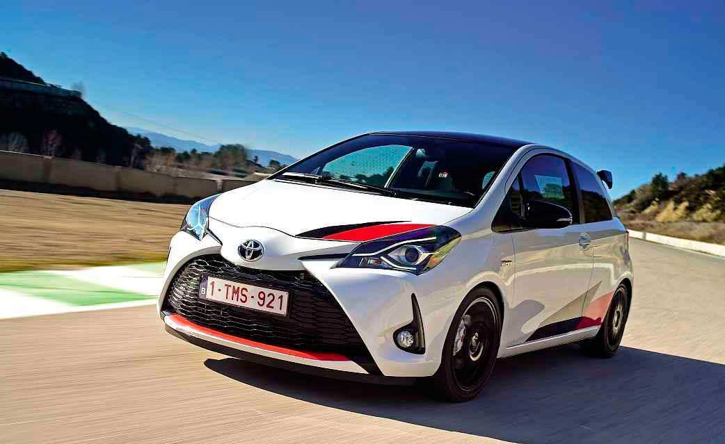 29 New 2019 Toyota Vitz Redesign and Concept by 2019 Toyota Vitz