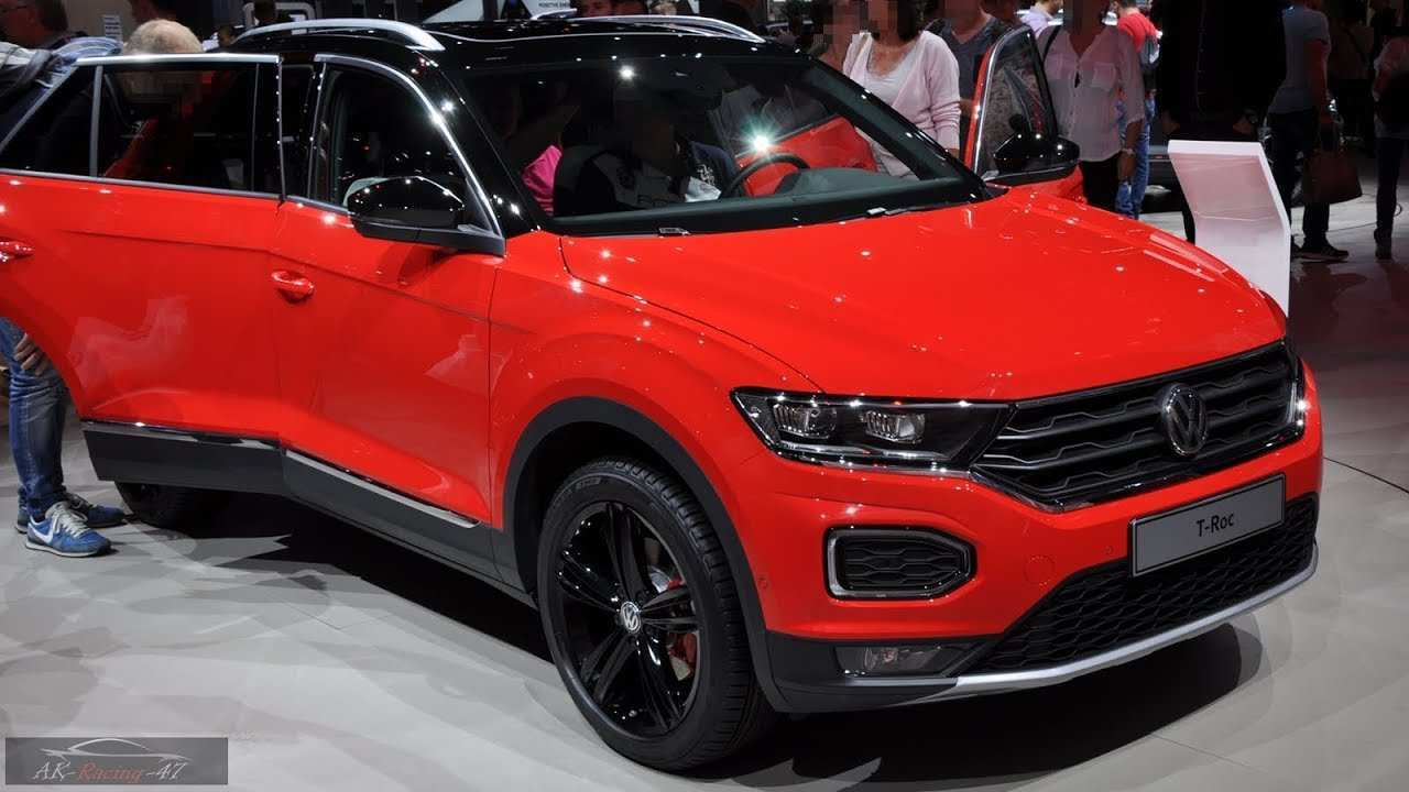 29 New 2019 Volkswagen T Roc New Concept for 2019 Volkswagen T Roc