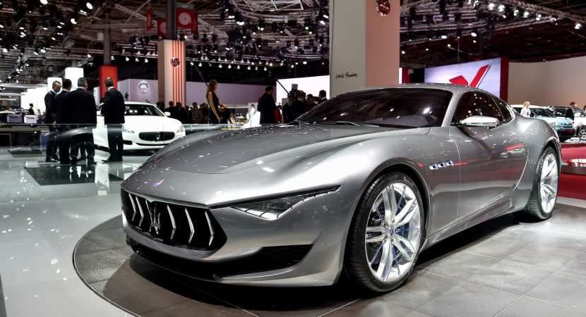 29 New 2020 Maserati Alfieri Spesification for 2020 Maserati Alfieri