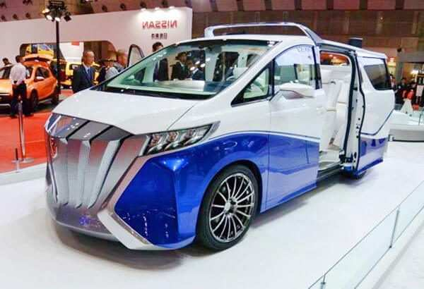 29 New 2020 Toyota Alphard Pictures by 2020 Toyota Alphard