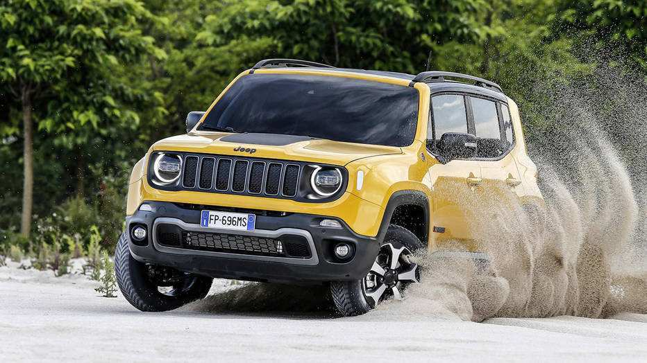 29 New Jeep Renegade 2020 Wallpaper by Jeep Renegade 2020
