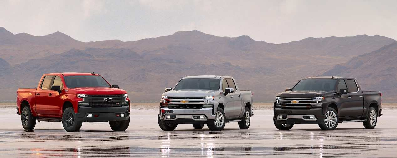 29 The 2019 Chevrolet Pickup Price and Review with 2019 Chevrolet Pickup