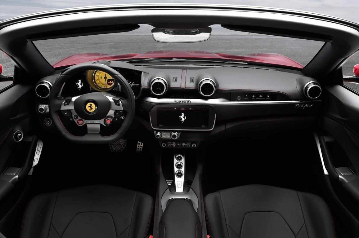 29 The 2019 Ferrari Interior Specs for 2019 Ferrari Interior