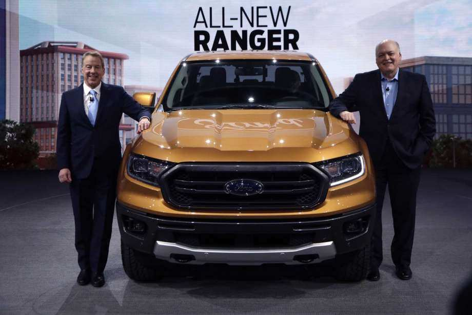 29 The 2019 Ford Ranger Auto Show Performance and New Engine by 2019 Ford Ranger Auto Show