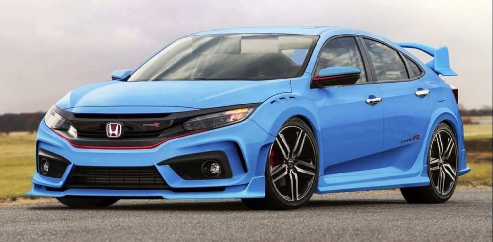 29 The 2019 Honda Type R Exterior and Interior by 2019 Honda Type R