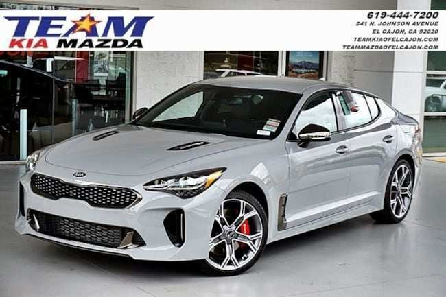 29 The 2019 Kia Stinger Gt Exterior and Interior for 2019 Kia Stinger Gt