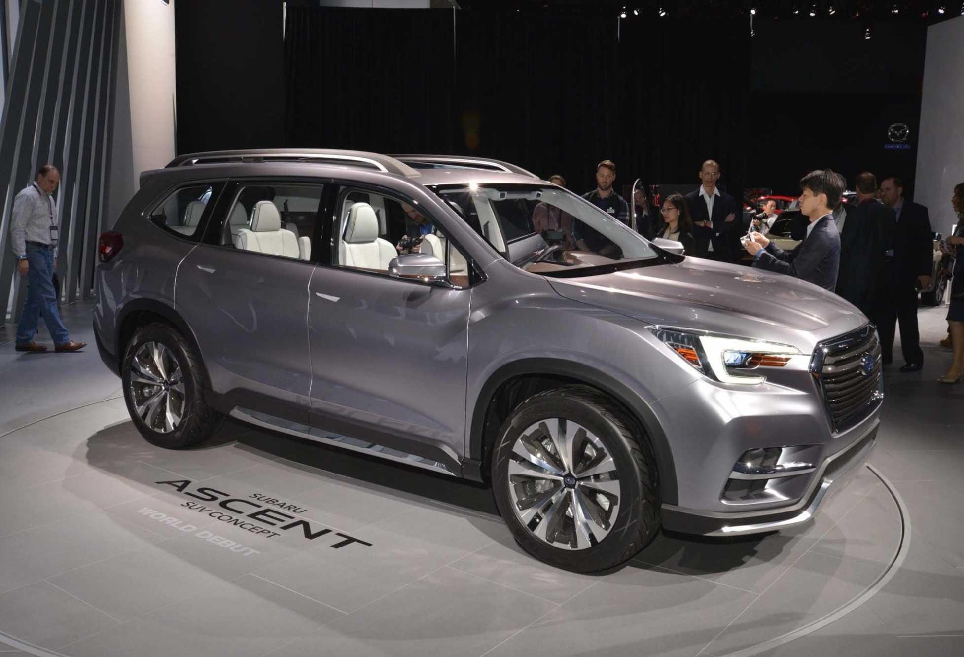 29 The 2019 Subaru Ascent News Reviews by 2019 Subaru Ascent News