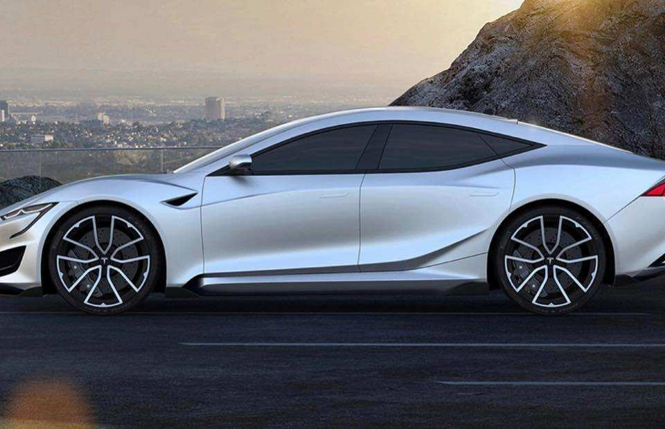 29 The 2019 Tesla Model S Redesign Images by 2019 Tesla Model S Redesign