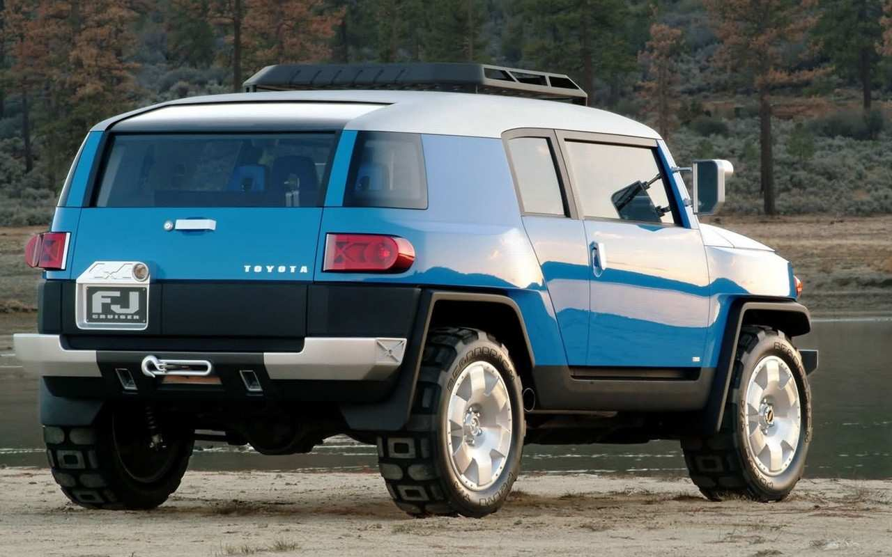 29 The 2019 Toyota Fj Cruiser Specs by 2019 Toyota Fj Cruiser