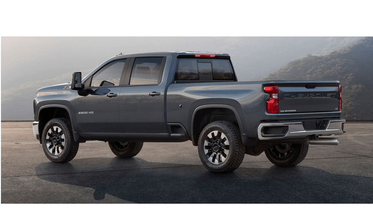 29 The 2020 Chevrolet Silverado 2500 Style by 2020 Chevrolet Silverado 2500