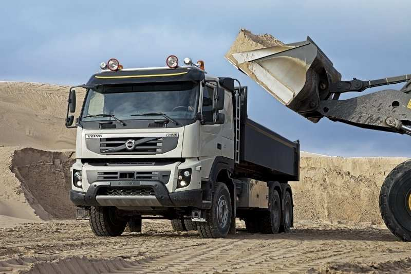 29 The Volvo Fmx 2020 Configurations for Volvo Fmx 2020