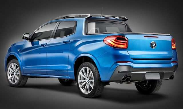 30 All New 2019 Bmw Pickup Truck Performance and New Engine for 2019 Bmw Pickup Truck