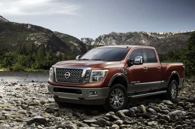 30 All New 2019 Nissan Titan Xd Pictures by 2019 Nissan Titan Xd