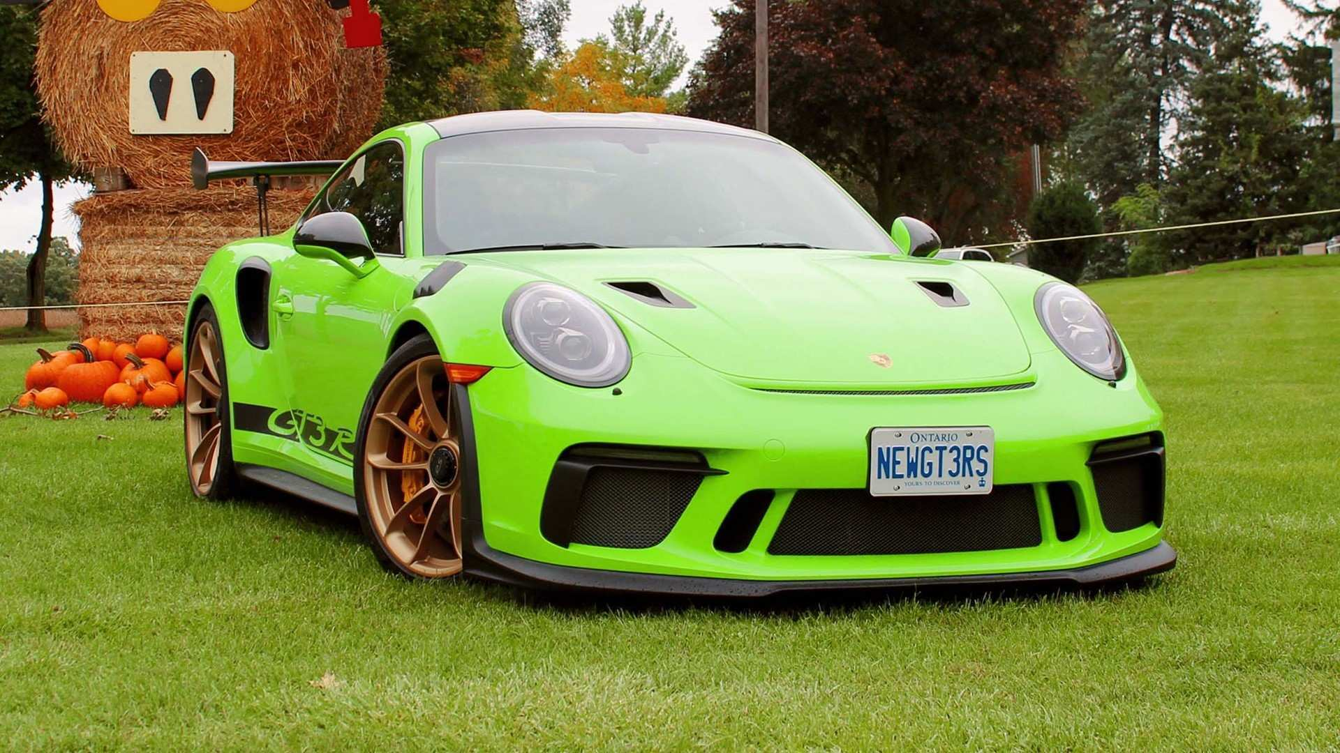 30 All New 2019 Porsche Gt3 Rs Specs and Review with 2019 Porsche Gt3 Rs