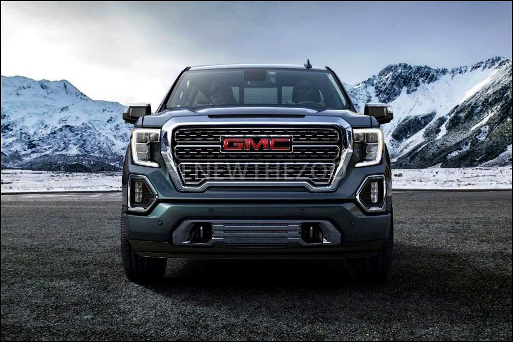 30 All New 2020 Gmc Yukon Concept Engine by 2020 Gmc Yukon Concept