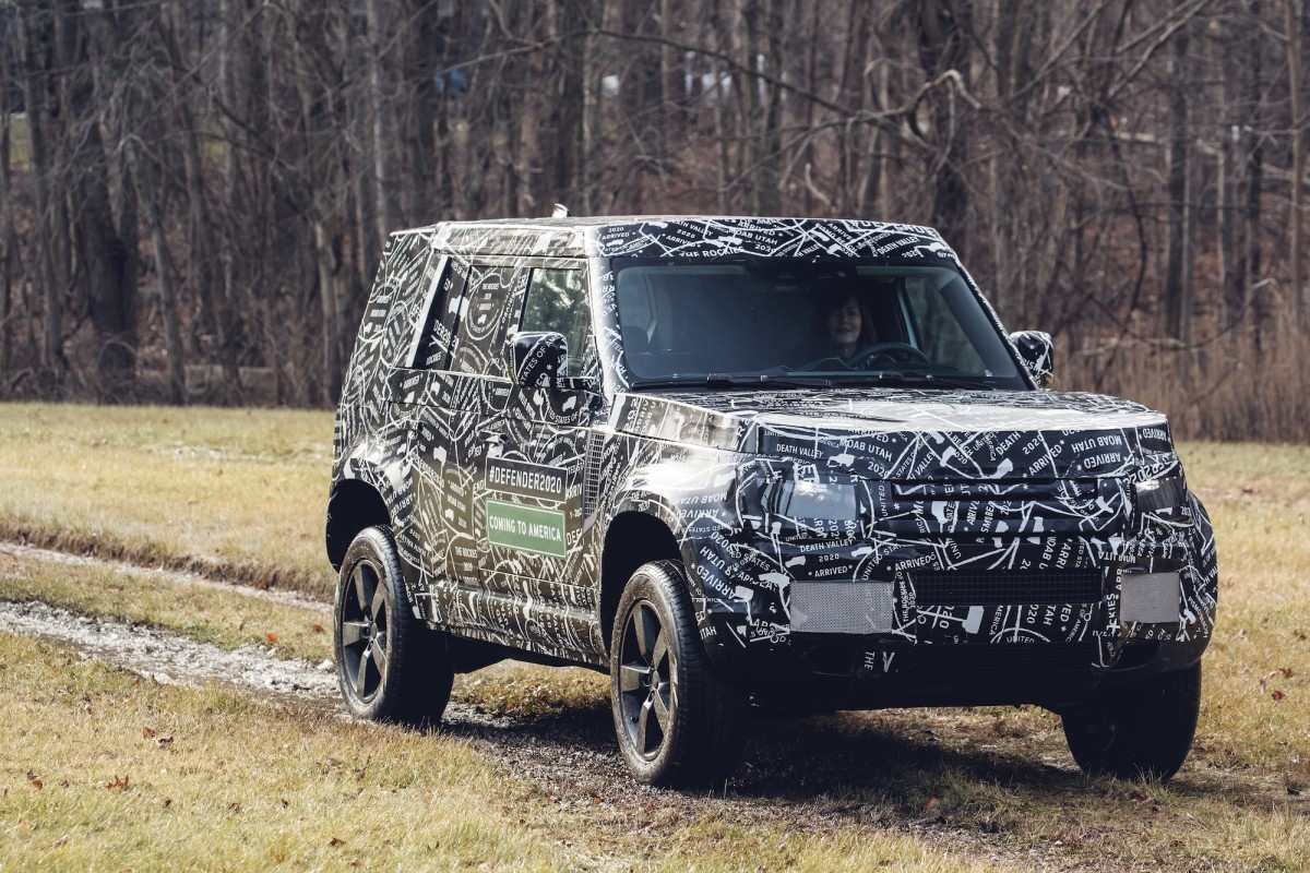 30 All New 2020 Land Rover Performance and New Engine for 2020 Land Rover