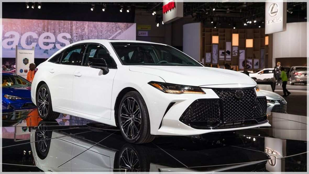 30 All New 2020 Toyota Avalon Redesign New Review with 2020 Toyota Avalon Redesign