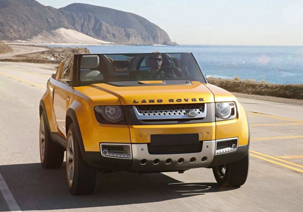 30 All New Land Rover Pickup 2019 New Review by Land Rover Pickup 2019