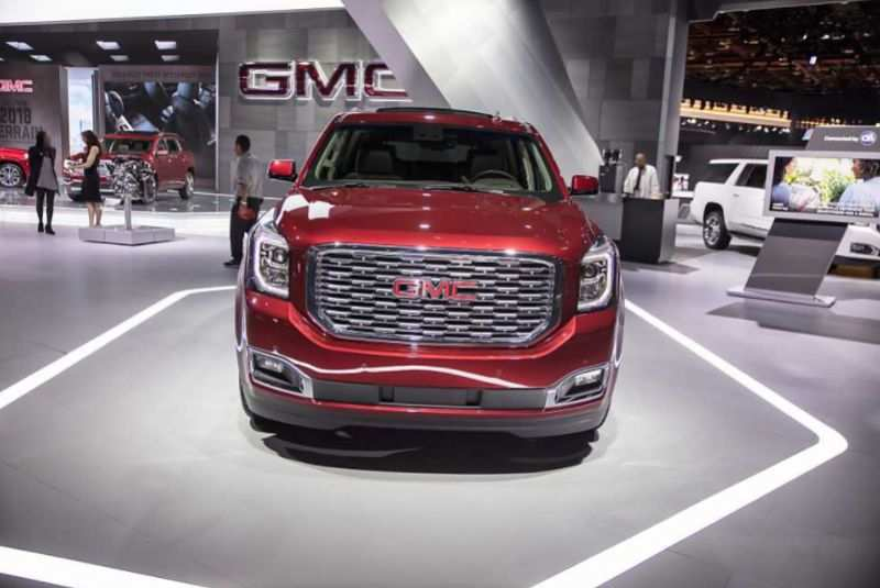 30 Best Review 2019 Gmc Yukon Redesign Configurations by 2019 Gmc Yukon Redesign