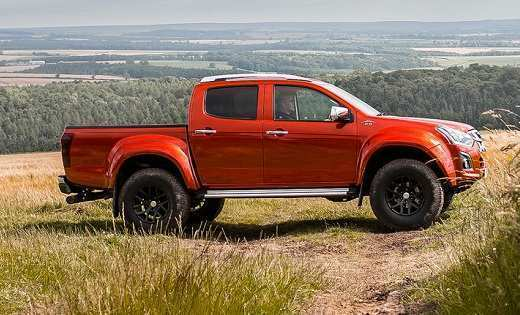 30 Best Review 2019 Isuzu Pickup Truck Ratings for 2019 Isuzu Pickup Truck