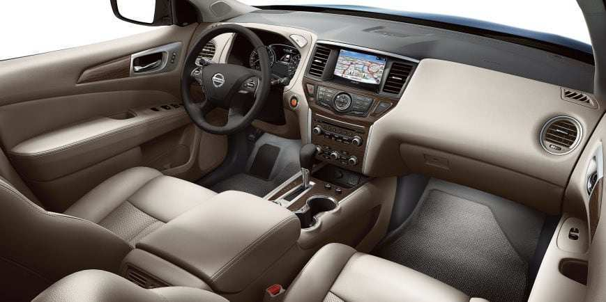 30 Best Review 2019 Nissan Pathfinder Platinum Release Date by 2019 Nissan Pathfinder Platinum