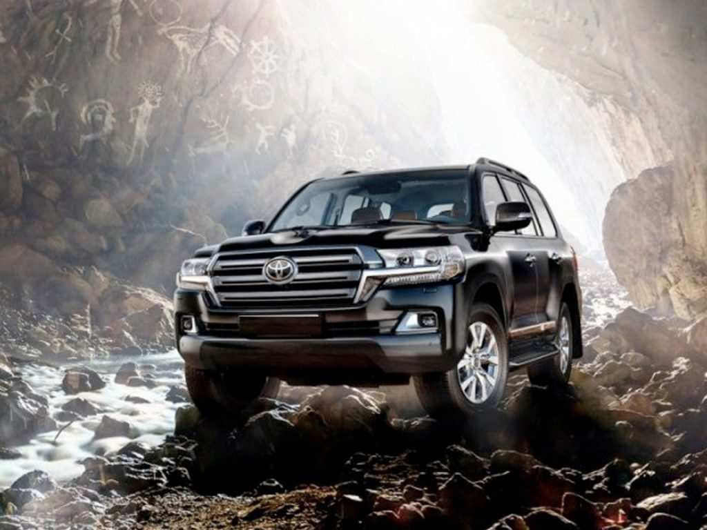 30 Best Review 2019 Toyota Land Cruiser Redesign Redesign by 2019 Toyota Land Cruiser Redesign