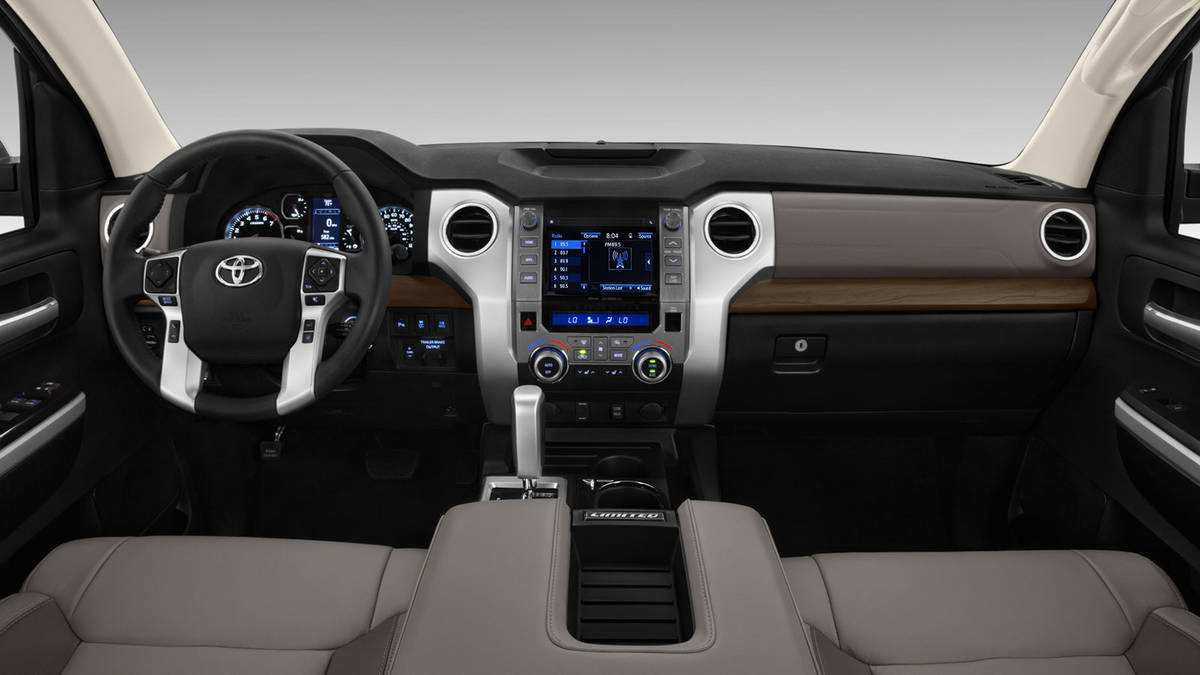 30 Best Review 2019 Toyota Tundra Update Exterior and Interior with 2019 Toyota Tundra Update