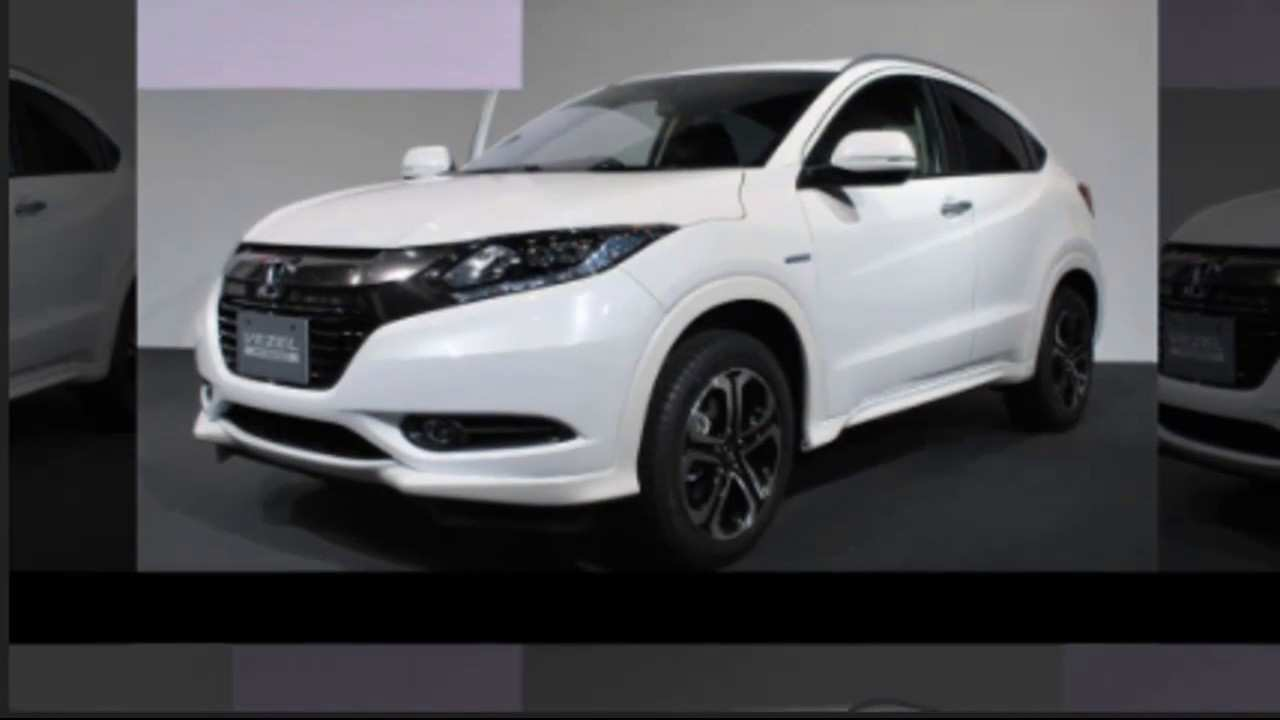 30 Best Review 2020 Honda Vezel Picture by 2020 Honda Vezel