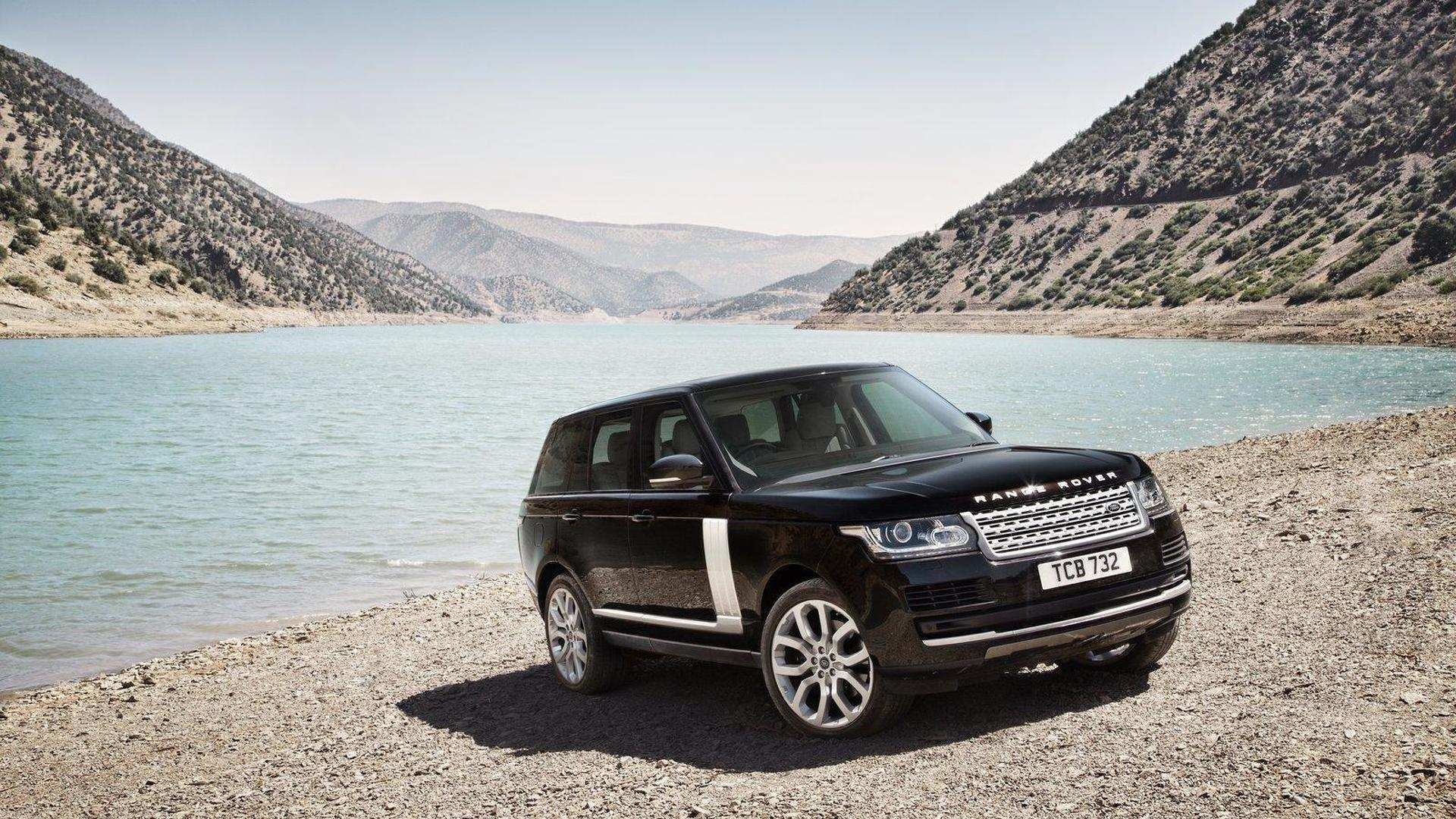 30 Best Review 2020 Land Rover Range Rover Configurations with 2020 Land Rover Range Rover
