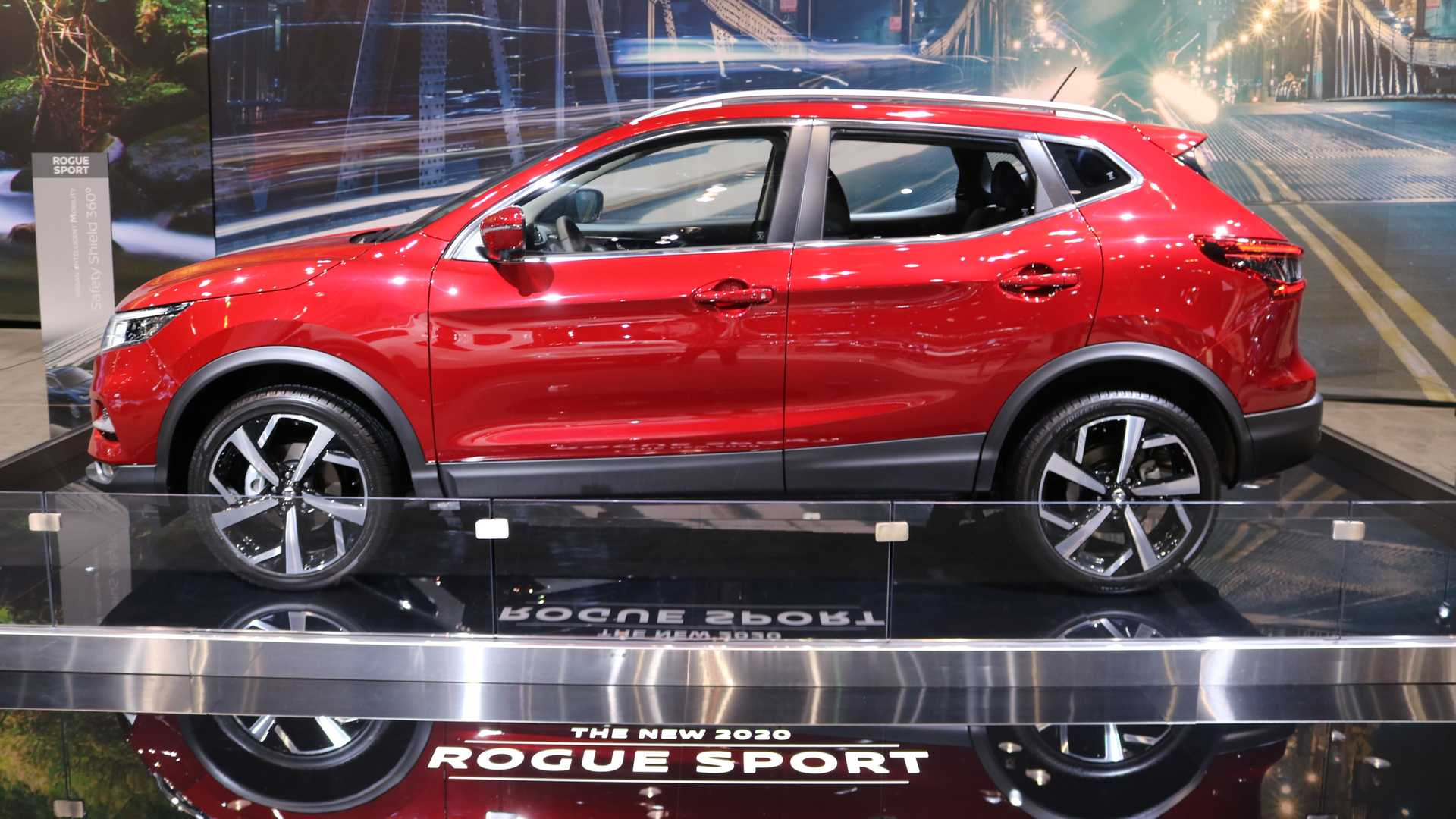 30 Best Review 2020 Nissan Rogue Sport Pictures for 2020 Nissan Rogue Sport