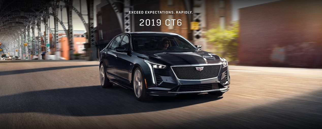 30 Concept of 2019 Cadillac Ct6 Picture for 2019 Cadillac Ct6