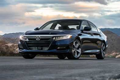 30 Concept of 2019 Honda Accord Phev Performance with 2019 Honda Accord Phev