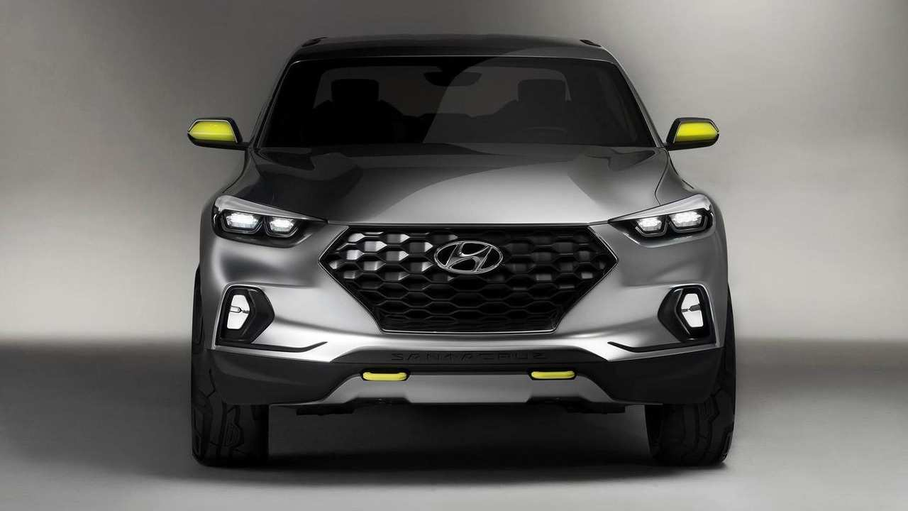 30 Concept of 2019 Hyundai Pickup Truck Configurations by 2019 Hyundai Pickup Truck