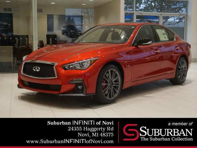 30 Concept of 2019 Infiniti Q50 Red Sport Exterior and Interior by 2019 Infiniti Q50 Red Sport