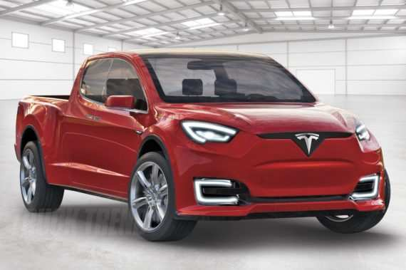 30 Concept of 2019 Tesla Pickup Review with 2019 Tesla Pickup