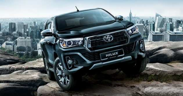 30 Concept of 2019 Toyota Hilux Facelift Release for 2019 Toyota Hilux Facelift