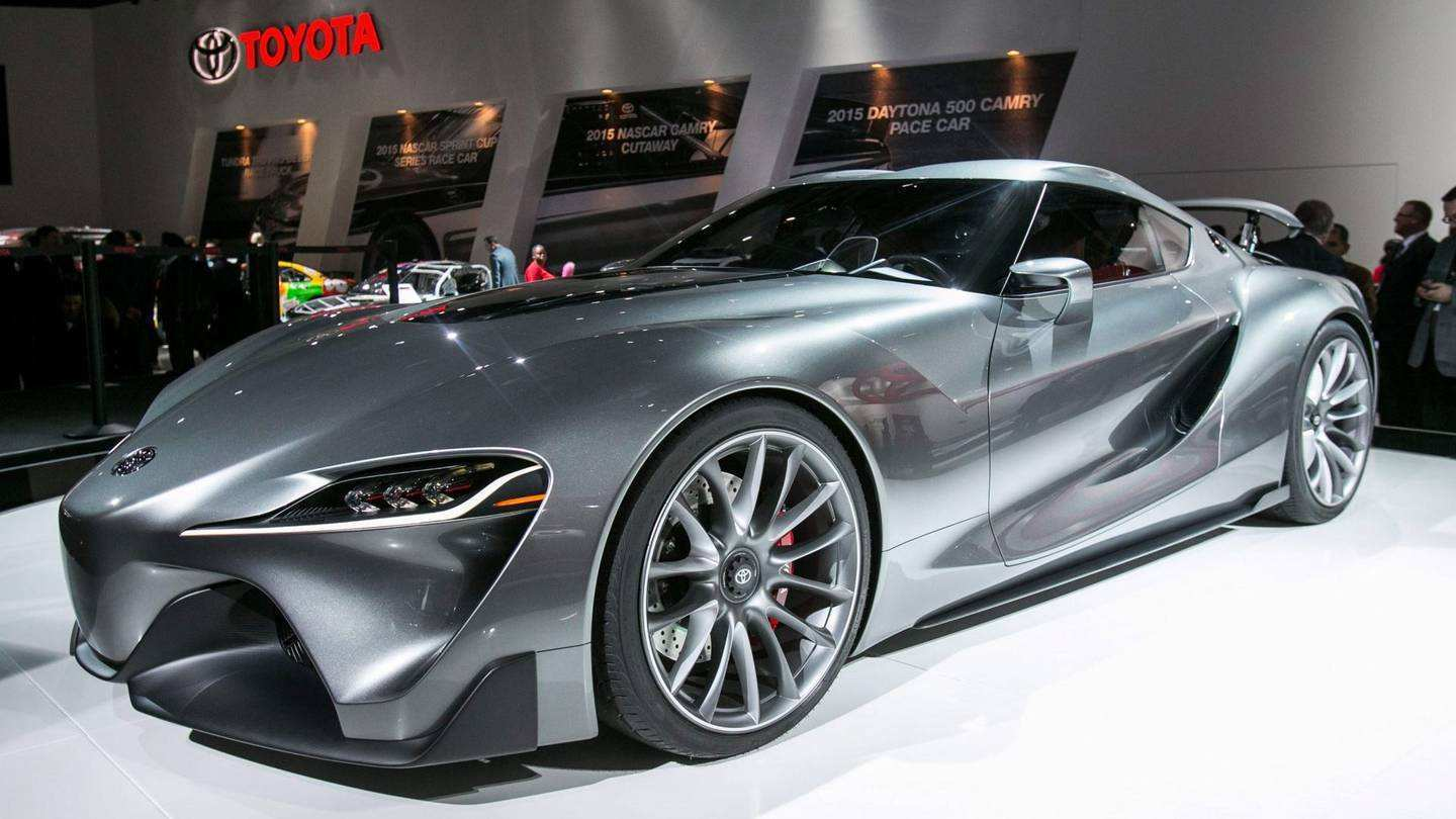 30 Concept of 2019 Toyota Supra Estimated Price Rumors with 2019 Toyota Supra Estimated Price